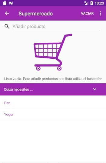 Recomendaciones de productos
